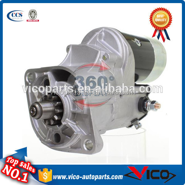 For Denso Starter Motor Usd on Toyotaa 12HT 2H Engine,0280005891,028000-5891