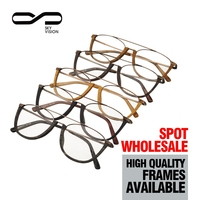 New model young eyewear frame glasses, optical frames acetate