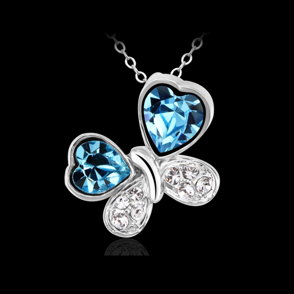 Z003 Low MOQ S 925 silver with Beautiful stone Silver Pendant Necklace Custom jewelry