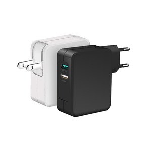 Quick charge 2.0 power bank usb wall charger 5V 2.4A