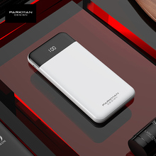 2018 New Products White Smart Power Bank Hot Sale for Xiaomi
