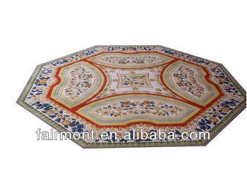 Chinese Round Washable Silk Oriental Rugs 001 Buy Silk