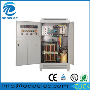 ODOELEC 250KVA voltage and frequency stabilizer