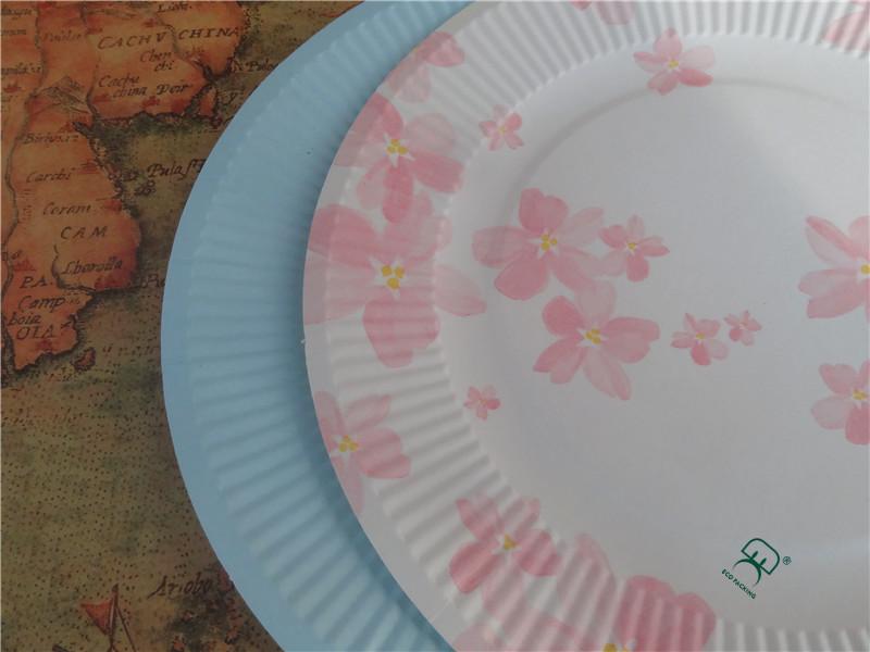 Disposable Christmas bulk paper plates wholesale China & Disposable Christmas Bulk Paper Plates Wholesale China - Buy Paper ...