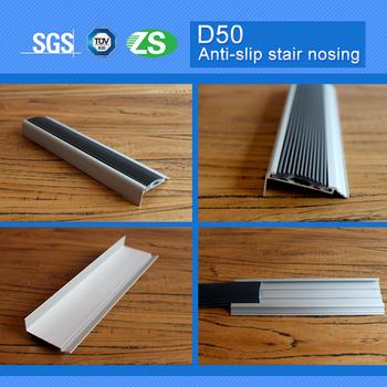 Hengsheng Carpet Metal Bullnose Stair Nosing For Stairs