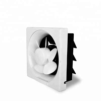 Household Mute Exhaust Fan Wall Mounted Bathroom Exhaust Fans