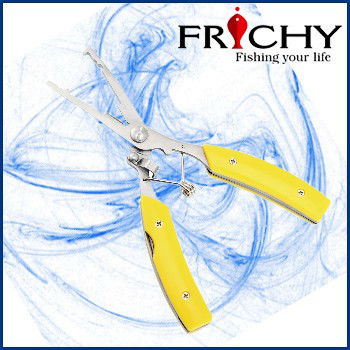 Frichy FPN05 Muli-function Fishing Tools Stainless Steel Braid Line Scissors