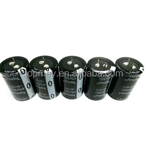 100UF 500V Snap In Terminal Aluminum Electrolytic Capacitor