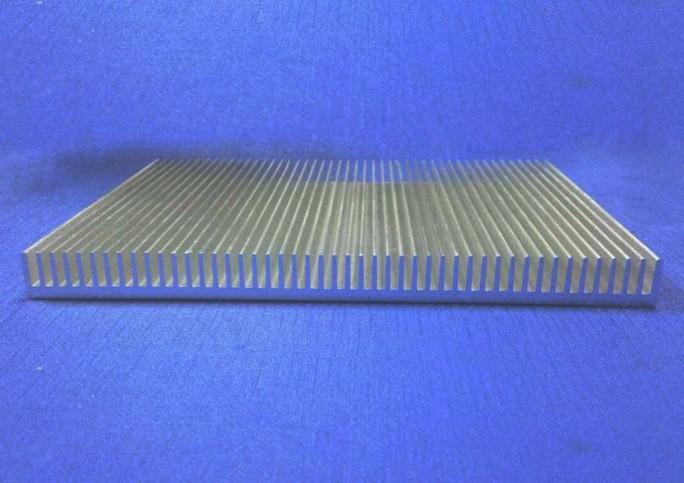 Free ship LED lamp plate aluminum base plate plant light heat sink  140*11*100MM high-power Dense tooth Grid radiator profiles