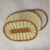 most popular Oval hand weaving wicker rattan plastic basket with handles for fruit vegetable food