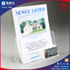 Alibaba supplier new products High Quality Acrylic Brochure Holder/Flyer Acrylic Display Stand