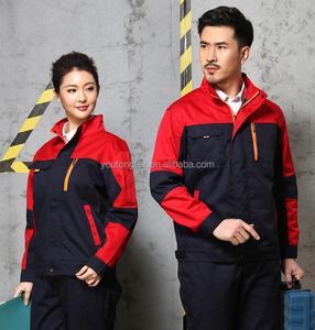 polyester cotton custom design workwear uniform