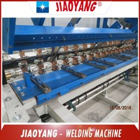 black wire dog cage wire mesh welding plant (ISO9001/ bv certificated)
