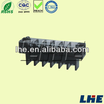 Barrier Terminal Block Connector 300v/30a Pitch 11.0mm With Cover ...