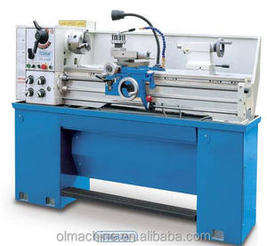 Bench lathe with swing over bed 230, 254, 280, 300, 330, 360