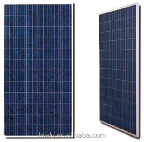 A Grade cell high efficiency 80w folding solar panel poly solar module 300w in China
