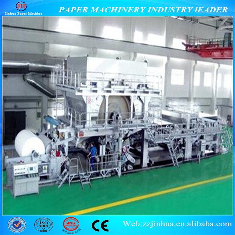 10t/d Tissue Paper Production Line,Paper Mill Machinery ...