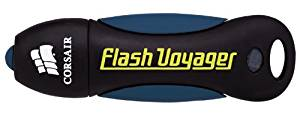 Corsair Voyager 16 GB USB 2.0 Water Resistant Flash Drive (CMFUSB2.0-16GB)
