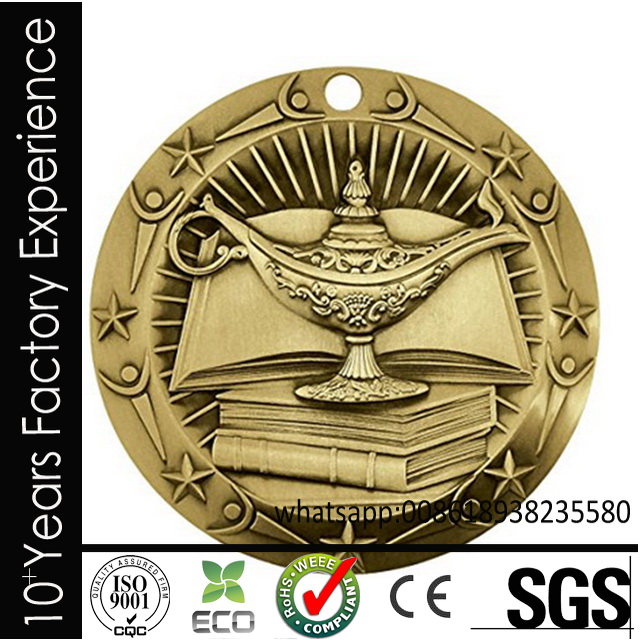 CR-pp177_medal New design 2012 14k gold medal with great price
