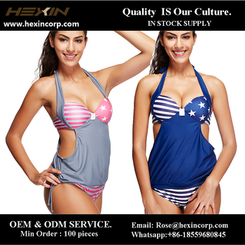 d7c0c04fd1 Hexin Wholesale 2017 New Summer Bikini Ladies Mature Swimwear - Buy ...