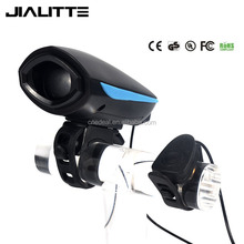 Jialitte B035 Bicycle Accessories 140 Decibels Ultra-loud Bicycle Electronic Bell 3AAA battery Bike Horn Sound