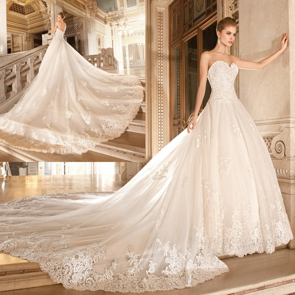 Wedding Dress With Removable Skirt 77