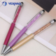 Smartphone screen touch stylus pen bulk selling cheap pen promotional gift ball-point pen with custom logo