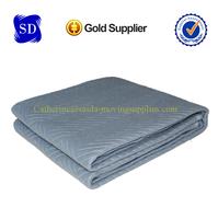 Gray color good quality cheap economy moving pads50-55lbs/dozen
