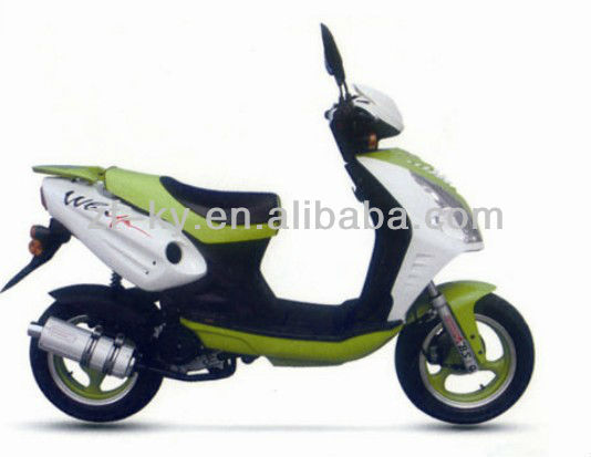 ZF- KYMCO CHEAP 50CC PEDAL SCOOTER GAS SCOOTER