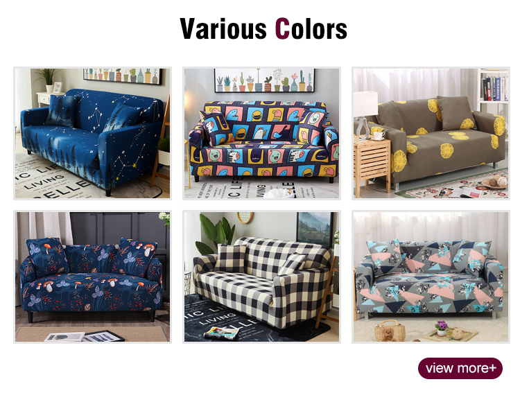 High Quality Sofa Cover Fitted Recliner Sofas Covers