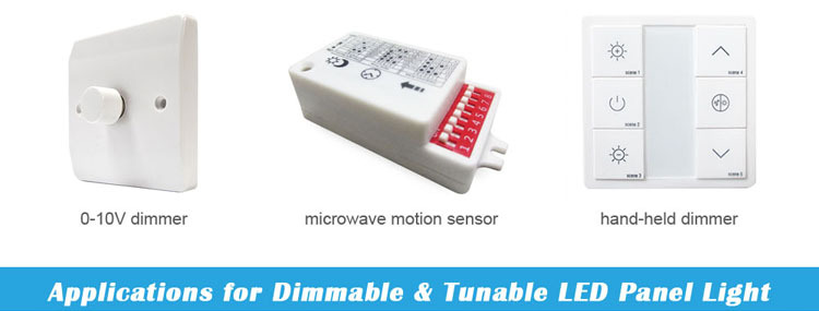 Zigbee Color Temperature Adjustable Led Motion Sensor Ceiling ...