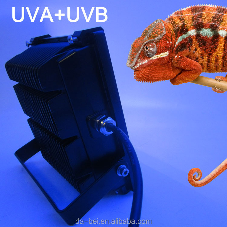 Ultra Violet LED lamp, UVA+UVB light LED High Power for lizard/lacertid/lacertilian/snake/tortoise/succulent/aquarium light