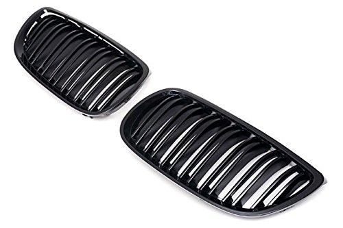BMW 3 Series E92 E93 Pre Facelift +ALL M3 Gloss Black Kidney Sport Grill M 07-10