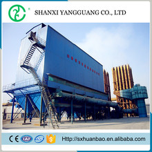 Industrial cement dust air bag dust extractor
