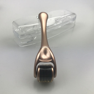 GTO new arrival wrinkles removal titanium 540derma roller CE approved/private label