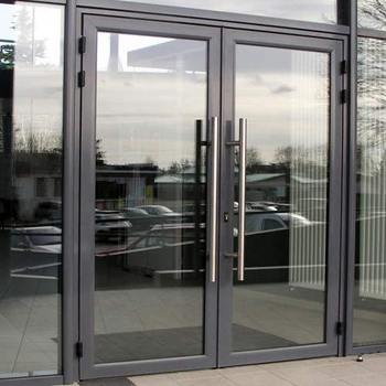 Commercial Door Swing Door Office Aluminium Door Buy