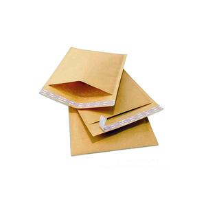 China wholesale custom printed moisture proof brown kraft envelope