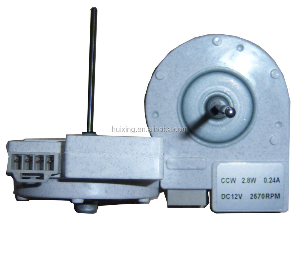 Refrigerator Parts 12v Dc Brushless Motor Buy Brushless