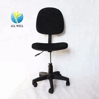 High quality drafting office swivel task chair no arms