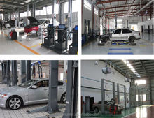 1000m2 workshop design one stop service car equipment
