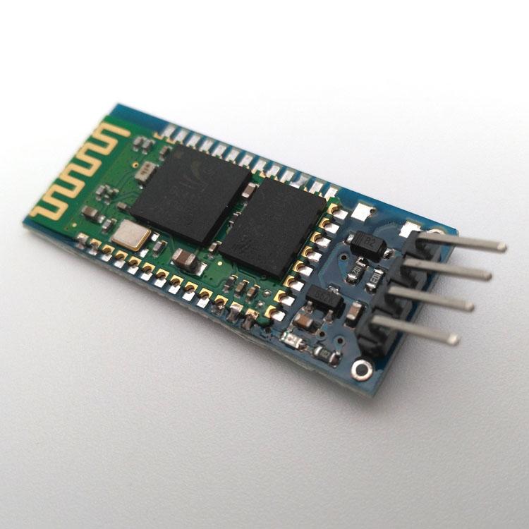 Hc-06 Rs232 Wireless Serial 4 Pin Bluetooth Hc06 Rf Transceiver Module With  Backplane - Buy Hc06,Hc06 Bluetooth Module,Hc-06 Bluetooth Product on
