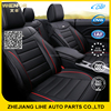 2016 trending products PET +Polyester cheap auto seat cover in China