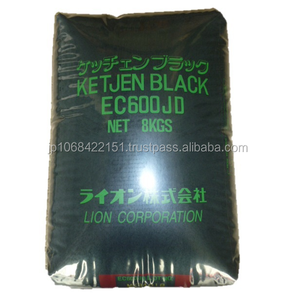 Easy to use conductive material ketjenblack available to brother printer head