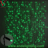 LED outdoor party decorative curtain lights