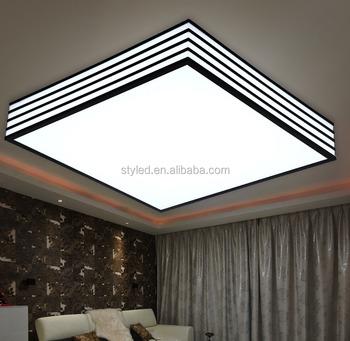 Unique Led Flush Mount Ceiling Light