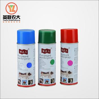 Sheep Marking Spray Paint