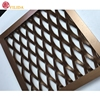 Professional expanded metal mesh for trailer floor mesh