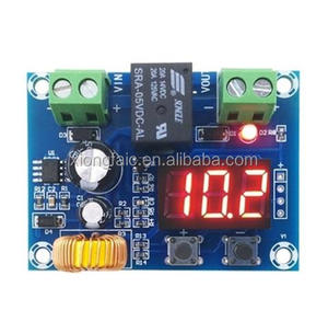 DC voltage protection module Low voltage disconnect protection Output on