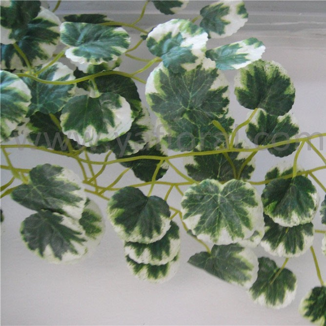 Fake Hanging Artificial decorative Vine Plant Leaves Garland Home Garden Wall Decoration
