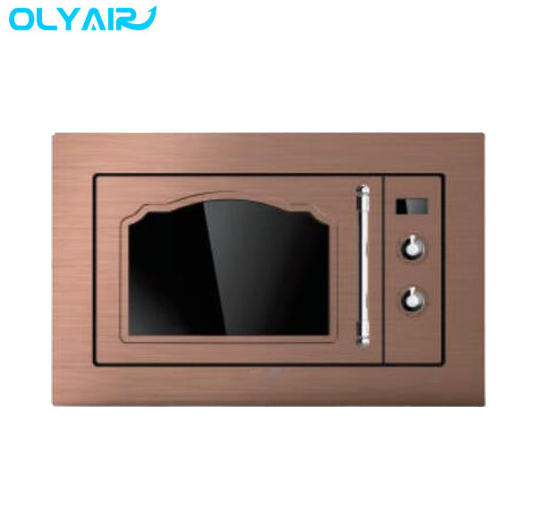 MMG531 20L Buit In Microwave Oven Sensor Touch Retro Microwave Oven